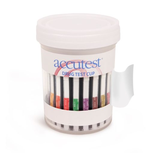ACCUTEST 13 Panel CLIA Waived Multi Drug Test Cup | JANT PHARMACAL