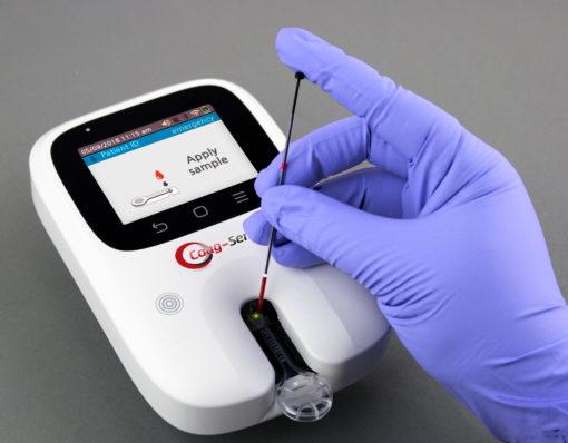 Coag-Sense Prothrombin Time (PT)/INR Monitoring System