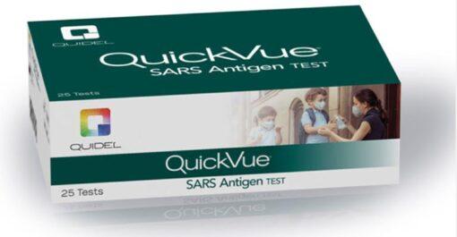 QuickVue Antigen Test